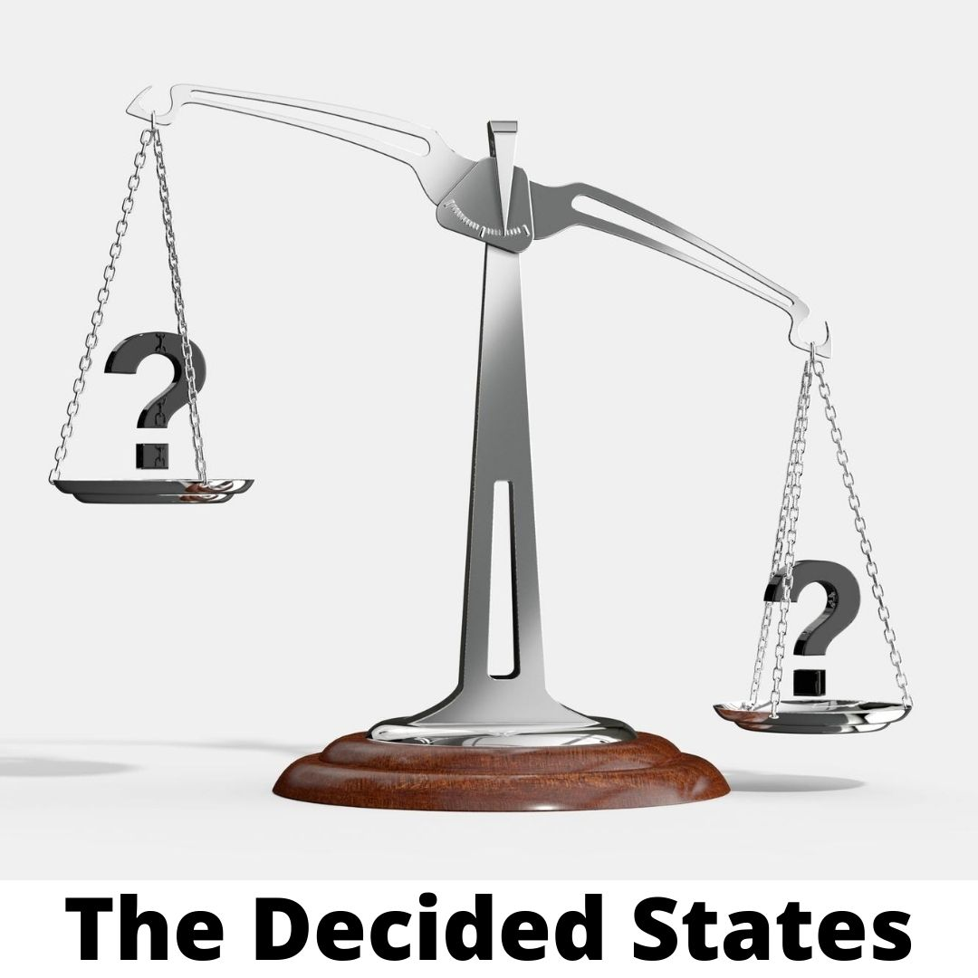 The Electoral College Game – The Decided States
