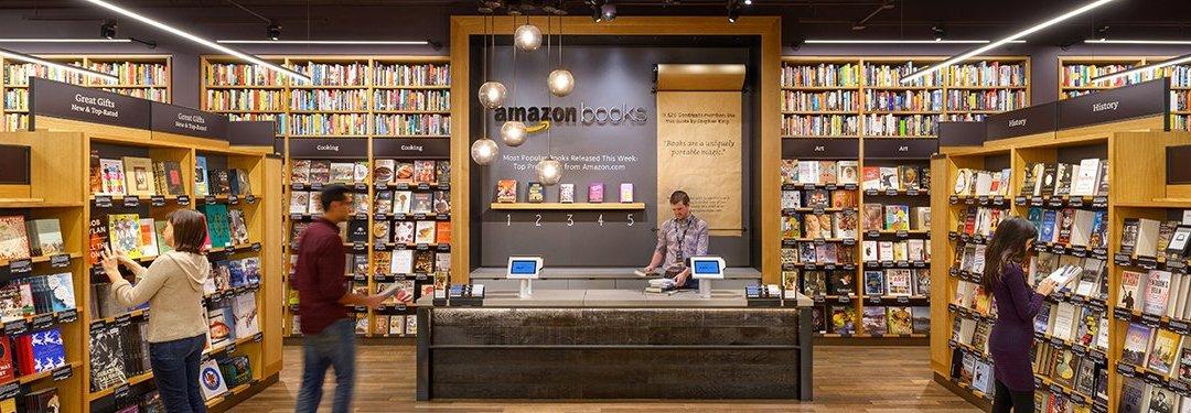 Bookstores: Amazon's Bookstores
