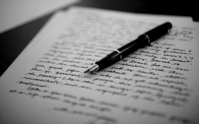 On Writing: Where And How I Write