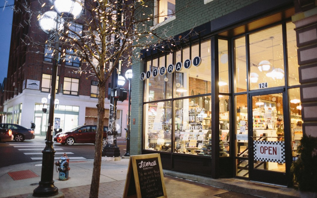 Bookstores: Literati in Anne Arbor