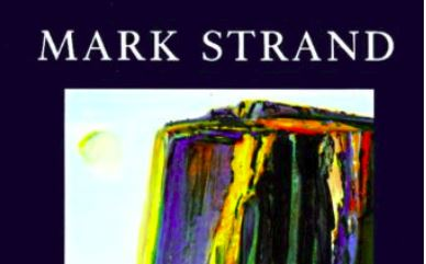 Poem: The Continuous Life, Mark Strand