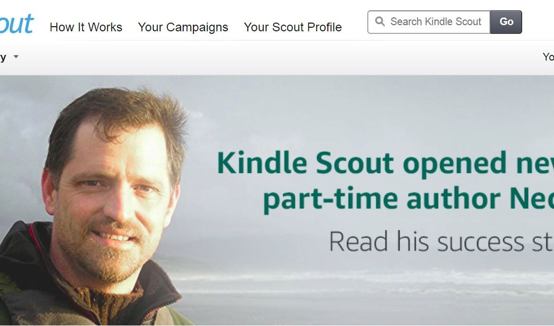 Kindle Scout Success Story: Ned Hayes