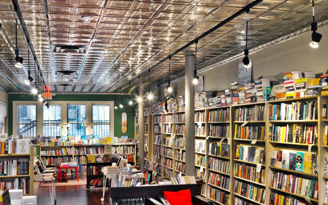 Bookstores: Common Good Books in St. Paul