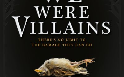 Book Recommendation: If We Were Villains, by M.L. Rio