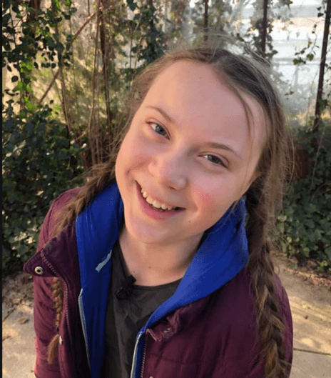 Greta Thunberg — Teen Autistic Activist — Nominated for Nobel Peace Prize