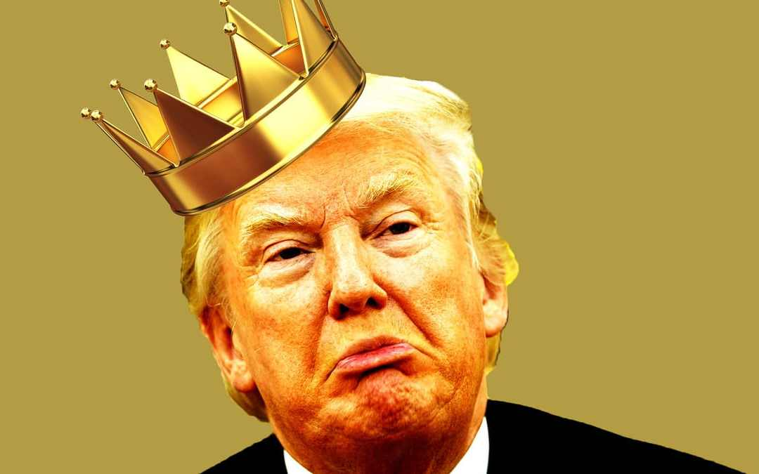 KING DONALD: a comedy?