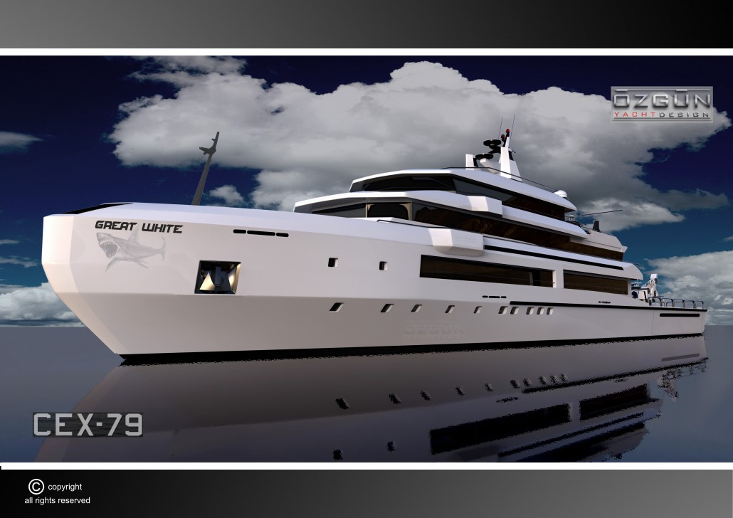 80m Support Yacht Nedshipgroup