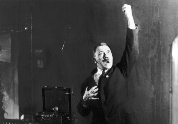 """Germany's dictator Adolf """"Der Führer"""" Hitler."""