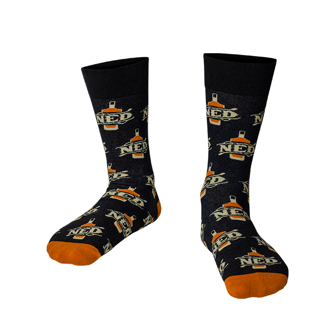 NED Whisky Socks