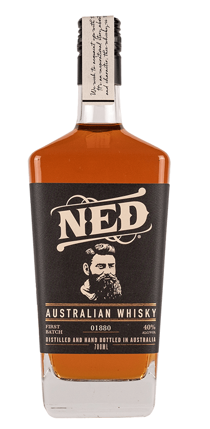 NED Whisky Bottle 700ml Transparent Background 2