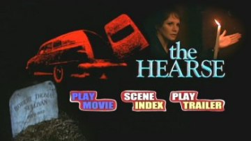 The Hearse DVD menu