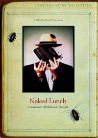 Naked Lunch Criterion Collection DVD