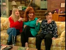 Christina Applegate, Katey Sagal, David Faustino from Married With Children