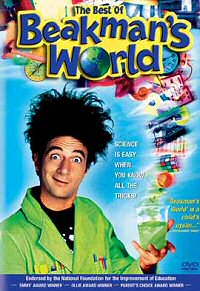 The Best of Beakman's World DVD