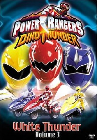 Power Rangers: Dino Thunder, Vol. 3: White Thunder