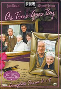 As Time Goes By: Series 8 and 9 DVD