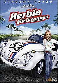 Herbie Fully Loaded DVD cover art