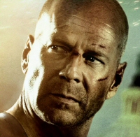 Bruce Willis in Live Free or Die Hard