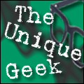 The Unique Geek logo