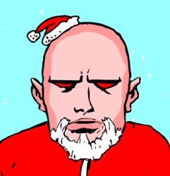 Evil Santa!