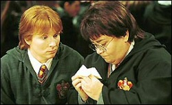 French & Saunders skewer Harry Potter