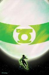 Mogo, the Green Lantern who