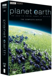Planet Earth: The Complete Series DVD cover art