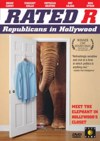 Rated R for Republicans DVD cover art