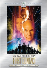 Star Trek: First Contact DVD
