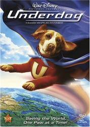 Underdog DVD cover art