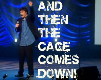 Dylan Moran: And Then the Cage Comes Down!