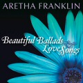 Aretha Franklin: Beautiful Ballads & Love Songs CD cover art