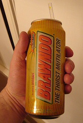 Brawndo: The Thirst Mutilator
