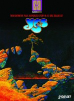 Classic Yes DVD cover art