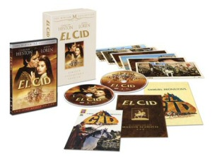 El Cid 2-Disc Limited Collector