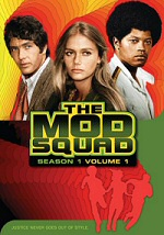 The Mod Squad, Season 1, Vol. 1 DVD cover art