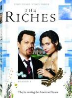 The Riches: Season 1 DVD cover art