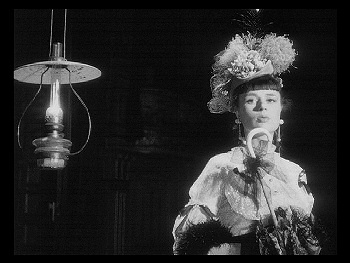 Harriet Andersson is Anne in Ingmar Bergman