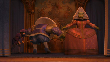 Shrek the Third screen capture 1