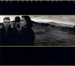 U2: Joshua Tree CD cover art