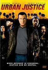 Urban Justice DVD cover art