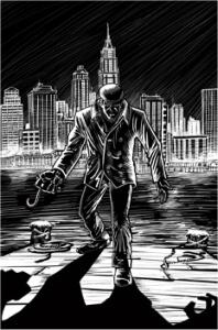 Dock Walloper #1 cover art