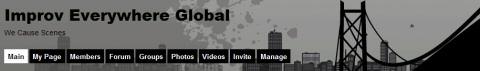 Improv Everywhere Global Logo