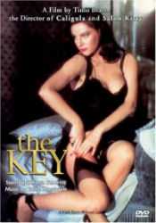 The Key DVD box art