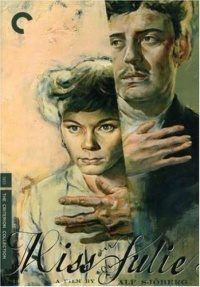 Miss Julie: Criterion Collection DVD cover art