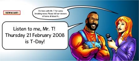 Mr. T Day