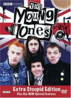 The Young Ones Extra Stoopid Edition DVD Set Cover Art