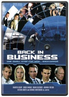 Back in Business DVD Cover Art