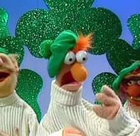 Beaker sings on St. Patrick's Day!