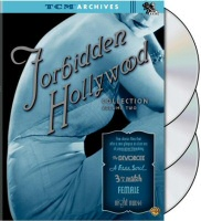 TCM Archives Forbidden Hollywood Collection Volume Two Cover Art